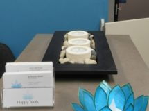 Happy Teeth Reception Desk